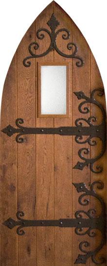 European Wood Door Ilration