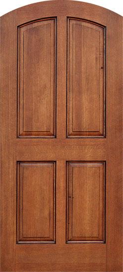 Sun Mountain Custom Interior Exterior Wood Doors Wide