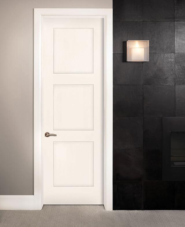 Now offering Primed MDF interior doors.